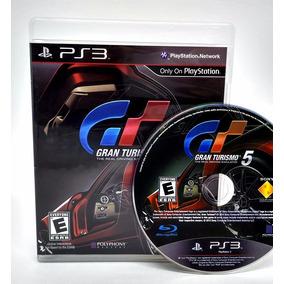 Gran Turismo 5 Ps3 - Mídia Física   Garantia Playgorila