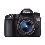 Canon 70d + 18-55mm Stm + Sandisk 16gb + Entrega Inmediata
