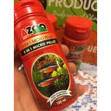 Alimento Peces Azoo 9 En 1 Micro Pellet Con Glucano