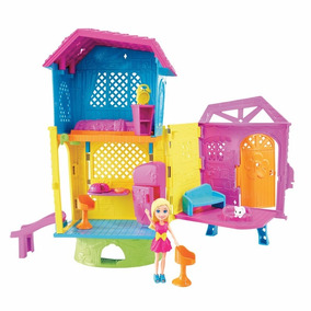 Polly Pocket - Casa Super Clubhouse - Mattel Dhw41