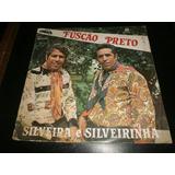 Lp Silveira E Silverinha - Fuscão Preto, Disco Vinil, 1982