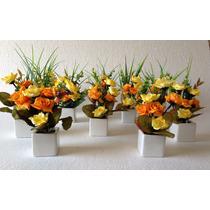 Arranjo De Flores Artificiais, Kit Para Festas
