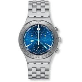 Reloj Swatch Ycs575g Plateado
