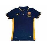 Chomba Deportiva De Vestir Fc Barcelona Original