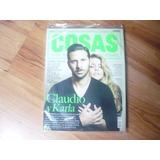 Revista Cosas Claudio Y Karla Edicion Especial Nueva Sellada