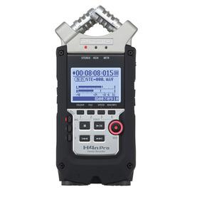 Gravador Áudio Zoom H4n Pro Melhor Q H4 N Frete Grátis!