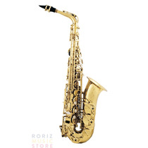 Saxofone Alto Eb Série 400 - Buffet Crampon Bc8401-1-0