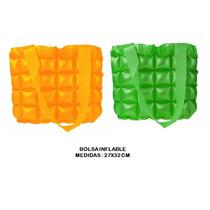 Bolsa Inflable De Moda Paquete Con 10 Piezas