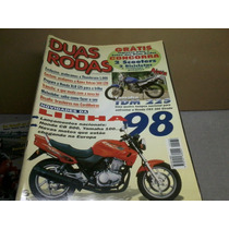 Antiga Coleção Revista 02 Rodas ( Sisal Editora )