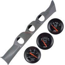 Kit Coluna Instrumentos Willtec Carro Tuning Vários Modelos