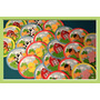 Stickers Personalizados Para Cumpleaños Bautismos Comuniones