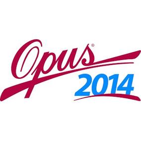 Programa Opus Planet 2014, 2010 Aec, Cms - Version Completa