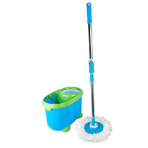 Spin Mop Trapeador Giratorio Limpia Todas Las Superficies