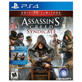 Assassins Creed® Syndicate Edición Gold Ps4 Sony Store