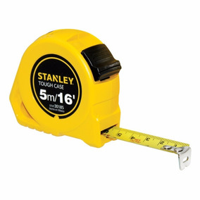 Flexómetro De 5 Metros Stht-3085 Stanley