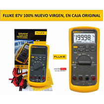 Multimetro Fluke 87v True Rms