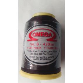 Hilo Omega Nylon Del No. 8 2 Paq Con 12 Carretes De 450 Mts