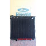 Radiador Ford Falcon 221 Super Aletado
