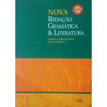 Nova Redação Gramática E Literatura + Brinde