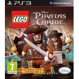 Lego Piratas Del Caribe El Videojuego Ps3 Digital