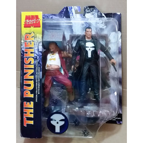 Tk0 Toy Marvel Select The Punisher 2nd Ed 2008 Justiceiro