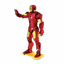Fascinations Iron Man Avengers Rompecabezas 3d