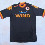 Camisa Kappa Roma Third Jogador 12/13 G Original Fn1608
