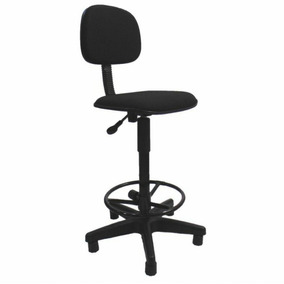 Cadeira Caixa Alta Secretaria Balcão Portaria Recepção