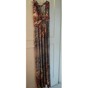 Vestido De Fiesta Importado Usado Una Sola Vez