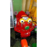 Maquina Recreativa Kiddie Ride Carrusel Video Juegos