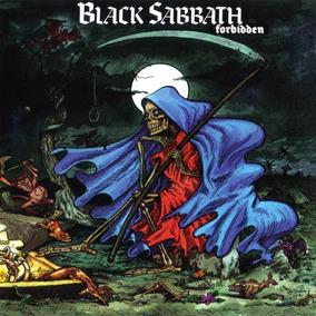 Cd Black Sabbath Forbbiden