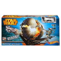 Hot Wheels - Pista Estrela Da Morte - Star Wars Cgn48 Mattel