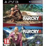 Far Cry 3 + Far Cry 4 Ps3 Digital Gcp