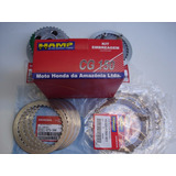 Kit Embreagem Titan150 04/15/ Fan125 09/15 Orig Honda Hamp