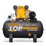 Compressor De Ar Tri. 2 Hp 140 Libras 150 L - Chiaperini