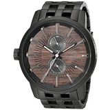 Reloj Rip Curl Mens A2785 Analog Display Black Watch