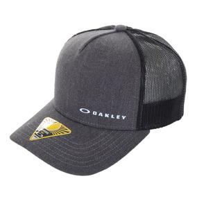 Boné Masculino Oakley Chalten Cap Jet Black