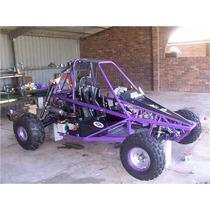 Construye Carro Buggy Karting Go Kart Arenero Original
