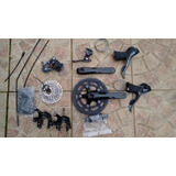 Grupo Shimano Claris 2450 Con Mazas Frenos 2x8 Planet Cycle