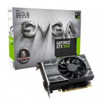 Placa Vga Evga Geforce Gtx 1050 Gaming 2gb Cuda Core 640