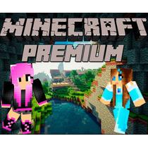 Minecraft Premium Original Privada Y 100% Segura!