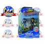 Figura Sonic Y Shadow Sonic Boom Cartoon Network 8cm