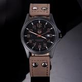 Relógio Masculino De Luxo Social Negócios Bonito E Barato