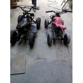 Moto 4 Ruedas Para Niños De Gasolina