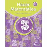 Hacer Matemática 3