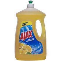 Ajax Súper Desengrasante Limón Líquido Para Lavar Platos Oz