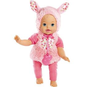 Boneca Fantasias Fofinhas Coelinho Little Mommy Mattel