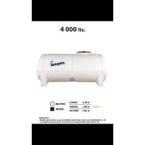 Tanque Horizontal Nodriza 4000 Litros Rotoplas