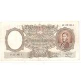 Bottero # 2171 Valor 5,000 Pesos M$n Año 1962