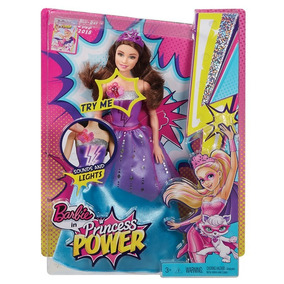 Barbie Super Princesa Super Amiga - Mattel
